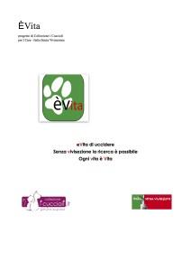 ÈVita_Collezione i Cuccioli e I Care Italia