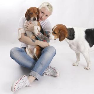 Libero e Veronica_Green Hill_Collezione i Cuccioli